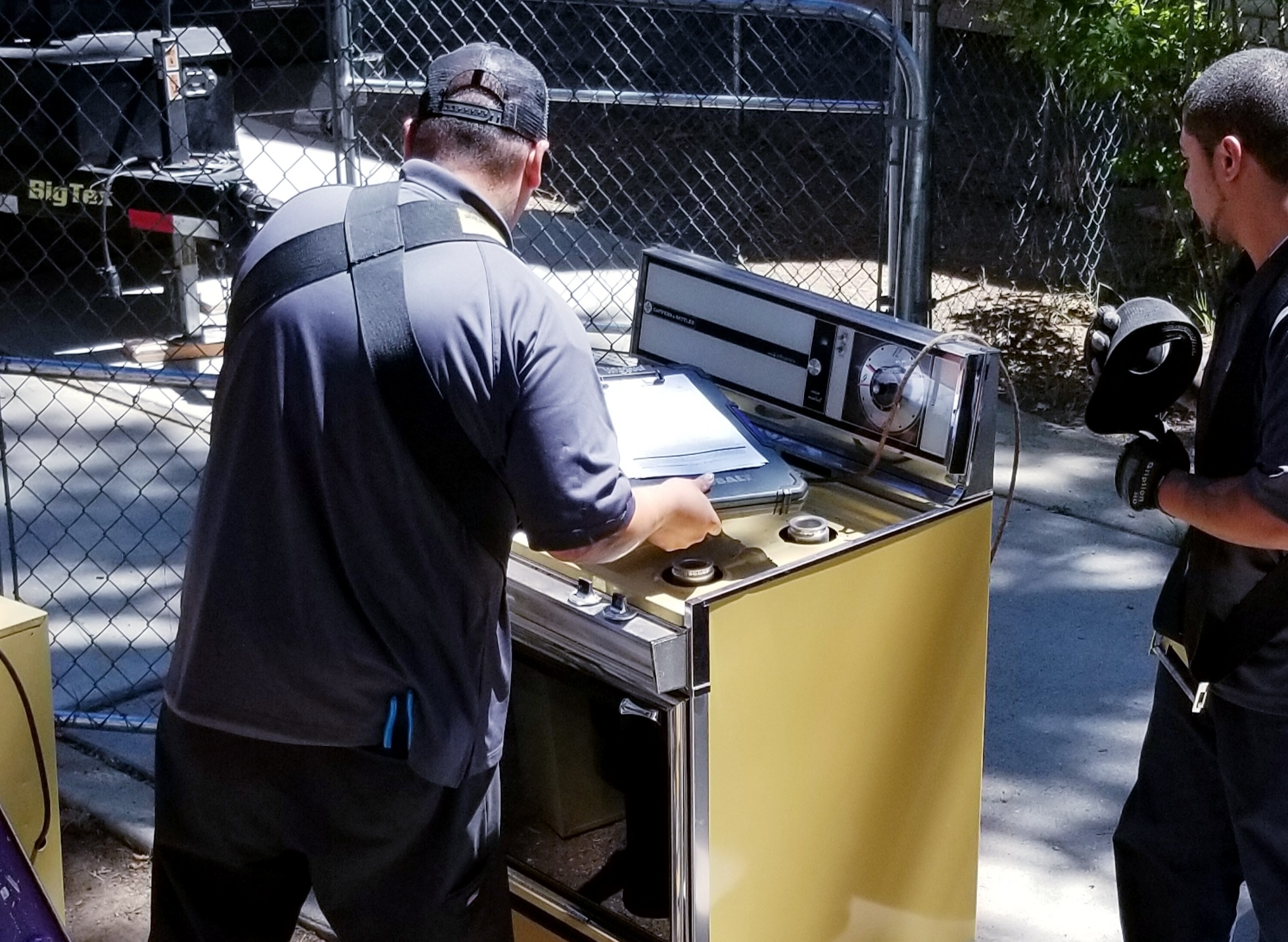 second hand appliances-used items